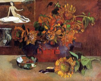 Paul Gauguin : Still Life with L'Esperance