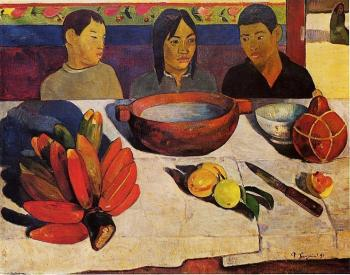 Paul Gauguin : The Bananas