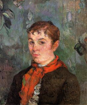 Paul Gauguin : The Boss's Daughter