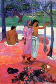 Paul Gauguin : The Call II