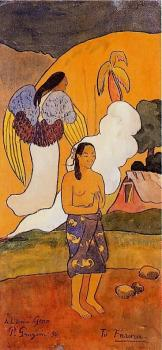 Paul Gauguin : The Encounter