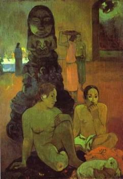 Paul Gauguin : The Great Buddah