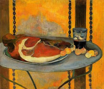 Paul Gauguin : The Ham