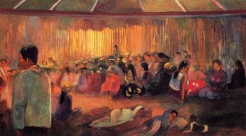 Paul Gauguin : The House of Hymns