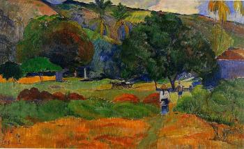 Paul Gauguin : The Little Valley