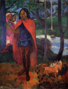 Paul Gauguin : The Magician of Hivaoa