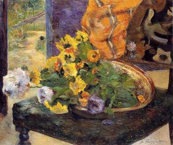 Paul Gauguin : The Makings of a Bouquet