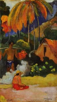 Paul Gauguin : The Moment of Truth II