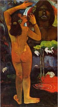 Paul Gauguin : The Moon and the Earth