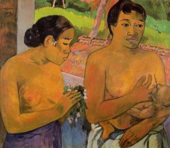 Paul Gauguin : The Offering