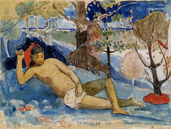 Paul Gauguin : The Queen of Beauty