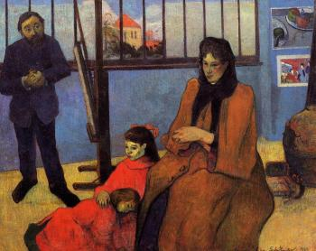 Paul Gauguin : The Schuffenecker Family