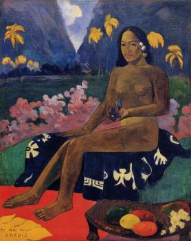 Paul Gauguin : The Seed of Areoi