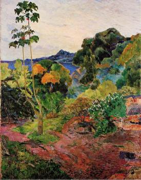 Paul Gauguin : Tropical Vegetation