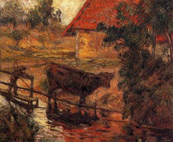 Paul Gauguin : Watering Place