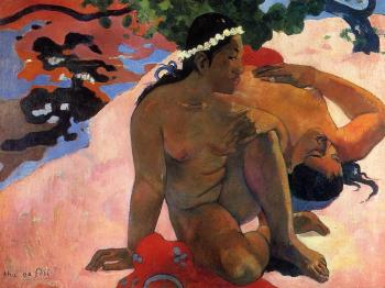 Paul Gauguin : Aha Oe Feii Aka What Are You Jealous