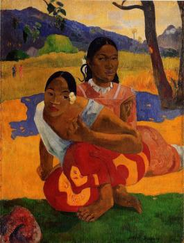 Paul Gauguin : When Will You Marry
