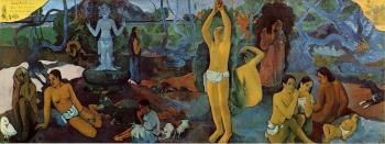 Paul Gauguin : Where do We Come From, What are We Doing, Where are We Going