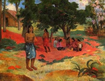 Paul Gauguin : Whispered Words