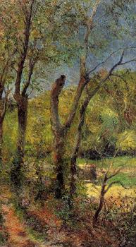 Paul Gauguin : Willows