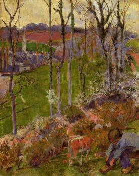 Paul Gauguin : Winter