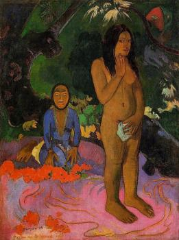 Paul Gauguin : Words of the Devil II