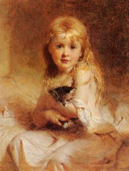 George Elgar Hicks : Young Companions