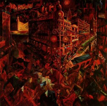 George Grosz : The City