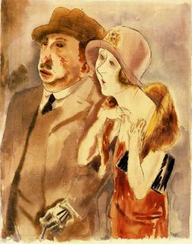 George Grosz : The Best Years of Their Lives