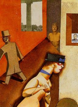 George Grosz : Life Model