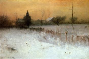 George Inness : Home at Montclair