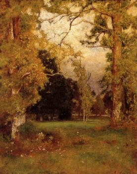 George Inness : Late Afternoon