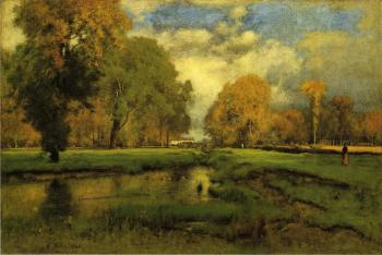 George Inness : October