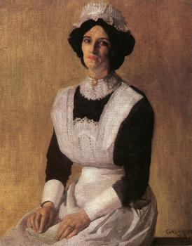 George Lambert : The Maid
