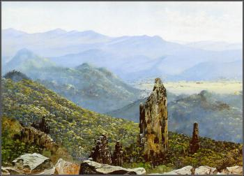 George Phillips : Landscapes Of Australia X