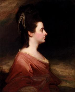 Portrait Of Harriet Gale