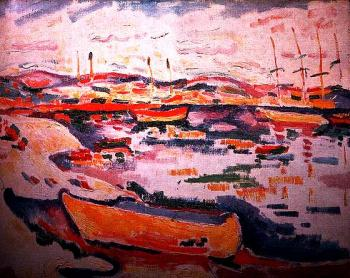 Georges Braque : Landscape at La Ciotat