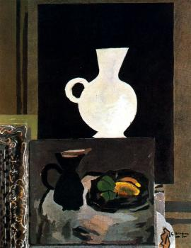 Georges Braque : The Studio