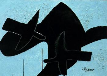 Georges Braque : Birds
