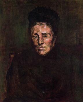 Georges Braque : Grandmother's Friend