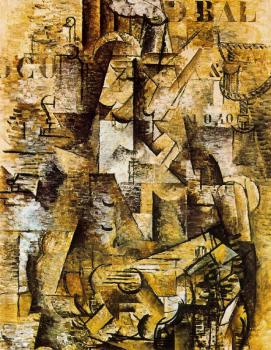 Georges Braque : The Portuguese II