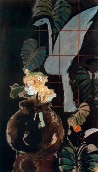 Georges Braque : A landscape drawn into squares