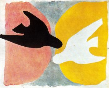 Georges Braque : Resurrection of the Bird