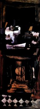 Georges Braque : The Pedestal