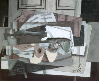 Georges Braque : Le Buffet