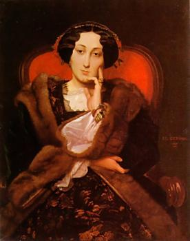 Portrait of a Lady II