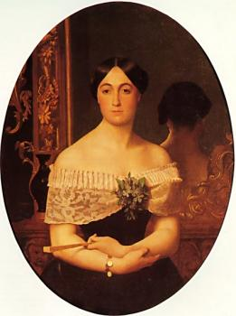 Portrait of Marianne Elisa Birch