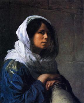 Jean-Leon Gerome : Egyptian Water Carrier