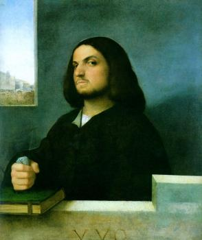 Giorgione : Portrait of an Gentleman