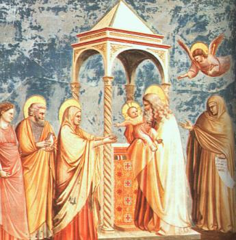 Giotto : Scenes from the Life of the Virgin